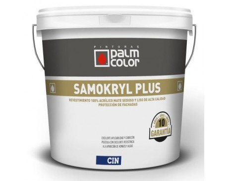 SAMOKRYL PLUS BLANCO 15lt.